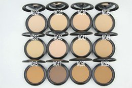 Wholesale New Powder Plus Foundation - NEW Makeup Studio Fix Face Powder Plus Foundation 15g High quality Free shipping