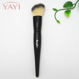 Wholesale Used Wood Tools - DIY Facial Mask Use mask Brush Treatment Cosmetic Beauty Makeup Tool Handmade Facial Mask Brush