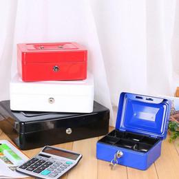 2019 casiers Creative Coloré Mini Bagages Boîte De Rangement Portable De Poche Bijoux De Poche Organisateur Distributeur Avec Sécurité Casier ZA4062 casiers pas cher