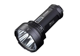 Wholesale Search Flashlight - JETBeam Niteye T6 Cree XP-L LED 4350 Lumens Outdoor Camping Hunting Searching Electric Torch Black Led USB Rechargeable Flashlight