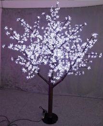 2019 luzes da flor da cereja Luz de Natal LEVOU Flor De Cerejeira Árvore 480 pcs Lâmpadas LED 1.5 m / 5ft Altura de Uso Interno ou Exterior Frete Grátis Transporte da gota À Prova de Chuva desconto luzes da flor da cereja