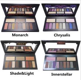Wholesale Matt Shadows - 2017 HOT Selling New Contour makeup Eyeshadow Palette 12 colors Matt eye shadow palette eyeshadow 30g By Free DHL Free MR430