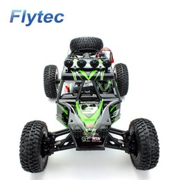 Wholesale Road Eagles - Flytec Original FY03 EAGLE 3 1 12 Alloy Classis 4WD 2.4G Full Scale Desert Off-road Truck RC Car