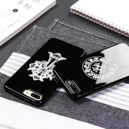 Wholesale Cool Cell Cases - Smooth PC Hard Cell Phone Case Cool Patterns Back Cases Mobile Phone Cover For Iphone 6 7 6s Plus , Mobile Phone Accessories
