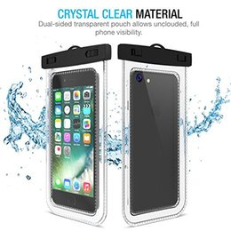 Wholesale Tpu Smartphone Case - Waterproof Case Universal Cover For Phone Pouch Waterproof Bag for All Smartphone Underwater Diving Swimming Strap Case