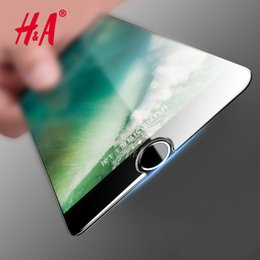 Wholesale Iphone 4s Real - Premium Real Tempered Glass Film For Apple iPhone 4 4S 5 5S 6 6S Plus Screen Protector protective film +Tools