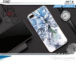 Wholesale Custom Rhinestone Phone Cases - Luxury Creative Simple Design Phone Cases for Samsung iphone OPPO VIVO Custom All Model TPU Drop Protect Case For iPhone 7 Phone Case