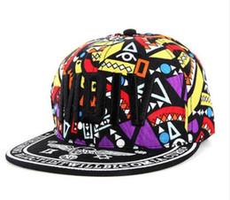 Wholesale Graffiti Snapback Hats - Cool! New Graffiti Letters Baby Baseball Cap For Girl Children Hat Baby Snapback Hat Kid Hat Kid Hip Hop Cap Drop Shipping