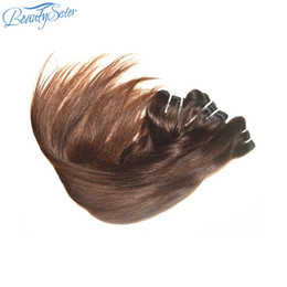 Wholesale Quality Coffee Machines - wholesale brazilian straight virgin human hair 1kg 20 bundles lot coffee brown color very soft texture good quality no shedding no tangles