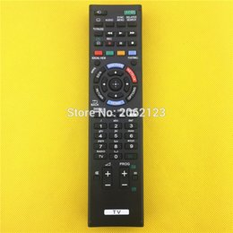 sony tvs Desconto Atacado-Controle Remoto RM-ED058 Para Sony TV -49X8505B -55X8505B -65X8505B KDL42W805B KDL42W828B KDL50W815B KDL50W828B KDL60W855B