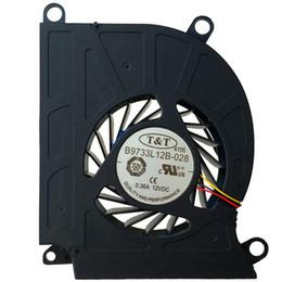 Wholesale Original Msi Laptop - Wholesale- New original laptop cpu fan cooling fan for MSI 16F1 16F2 16F3 1761 1762 GX660 GT680 GT683 GT60 GT70 cooler Radiator