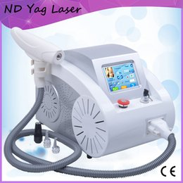 Wholesale Nd Yag Laser For Sale - Q switch laser tattoo removal machine nd yag laser portable for sale