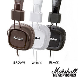 Wholesale Headphones Noise Cancel - Marshall Major headphones With Mic Deep Bass DJ Hi-Fi Headphone HiFi Headset Professional DJ Monitor Headphone