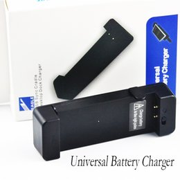Wholesale Desktop Battery Charger - Universal Battery Charger Charging with LED indicator For Galaxy S2 S3 S4 S5 USB Sync Cradle Dock Desktop Charging Black For LG Xiaomi Meizu