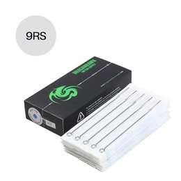 Wholesale 9rs Needles - Disposable tattoo needles 9RS*50pcs durable best selling MT-9RS