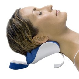 Wholesale Foam Neck Support - Wholesale- Neck Pillow, Neck and Shoulder Relaxer, Real Ease Neck Support