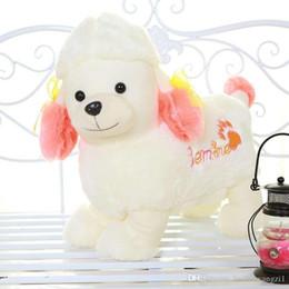 Wholesale Plush Shepherd - New 22cm Xiangxiang shepherd plush toy doll doll doll Princess poodle children