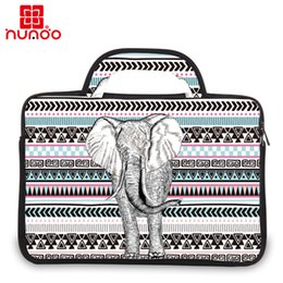 """Wholesale 15 Inch Laptop Acer - Laptop Sleeve Notebook Case business handbag ladies Pouch with Handle 13""""15""""15.6""""17"""" for mac pro acer lenovo yoga hp"""