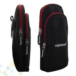 Caso di trasporto della batteria online-Vapesoon Box Bag Multi-Funzionale Vapor Case Tool Kit Serbatoi Mods Batteria Bobine Strumenti FAI DA TE Carry Case Per Sigaretta E DHL Free