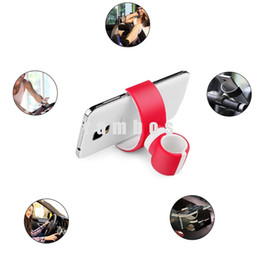 Wholesale E7 Mobile Phone - Universal Car Air Vent Smart Phone Holder Multiple Mobile Cell Phone Mount for Samsung Galaxy A7 E7 Note5