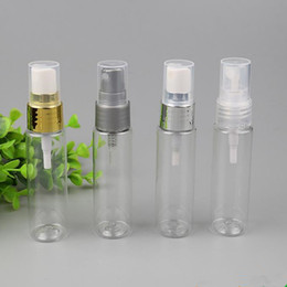 Wholesale Empty Plastic Water Bottles - 30ml Press the spray plastic empty bottle,Nail water,make up emulsion refillable dispenser Beauty nail tools F2017455