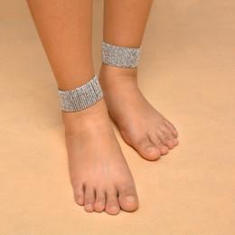 Wholesale Leg Bracelets Women - Trendy Crystal Anklet Bracelet On A Leg Foot Jewelry Rhinestone Anklet Bracelets For Women