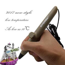 2019 repus prusa i3 kit Schutz der Stift-niedrigen Temperatur des Drucken3d unter Verwendung der USB-3D-Stifte PCL-Materials 5V 2A in der Kleinverpackung