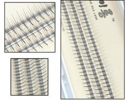 Wholesale Silk Eyelashes Individual - New Arrival Luxury Eyelashes 3d Natrual mink hair silk lashes eyelash extensions fake lashes 0.07mm thickness 8-12mm