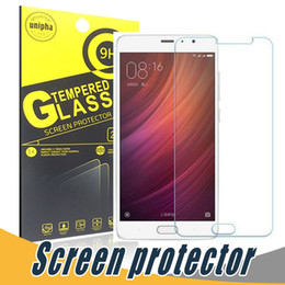 Wholesale Glasses Sp - For Sony Z3 Z4 Tempered Glass Film Explosion Proof Screen Protector 9H 2.5D For Sony T2 T3 XL39H Xperia SP C XZ Z5 Premium X-Performance