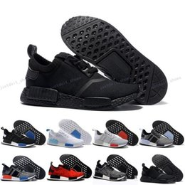 Wholesale Cheap Brands Online - 2017 nEW Cheap Online Wholesale NMD R1 Primeknit PK Top Quality Shoes NMD Mens Womens Athletic Running Sneaker Shoes Running Brand NMD Boost