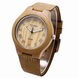 Wholesale Elegant Wooden - Fashion Casual Charms Top Brand Elegant luxury Watch Women Nature Maple Wooden Case Design quartz-watch men relogio feminino ..
