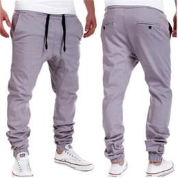 Wholesale Wholesale Drop Crotch Pants - Wholesale-Durable 2016 Fashion Pants for men joggers plus size pants hip-hop drop crotch sweatpants harem trousers