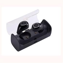 TWS10 Nuevos Auriculares Bluetooth Verdadero Mini Auricular Estéreo Inalámbrico con Zócalo de Carga Reproducción de Música para Teléfono desde fabricantes