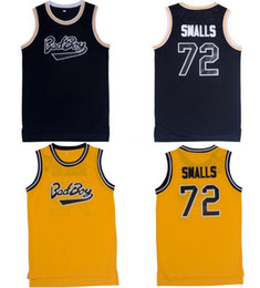Wholesale Boys Cool Shirt - Men Retro Basketball Jersey Bad Boy Jerseys Cool Basketball Shirts Sport Jersey Breathable Stitched Jersey
