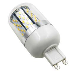 Wholesale G9 Led Pack - G9 LED Corn Bulb 5W 78-3014 SMD AC 110V 220V   AC DC 12-24V Daylight Chandelier Light Lamp White Warm (Pack of 10)