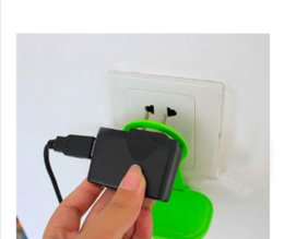 Wholesale Hang Iphone Charger - 2017 Folding Cellphone Charger Pallet Stand Holder Folding Charging Hanging Suck Portable Mount for iPhone 7 Samsung Universal