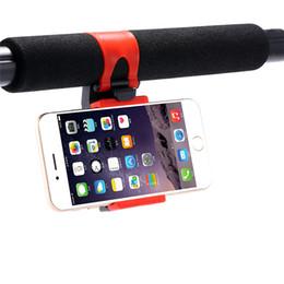 2017 Yeni Evrensel Elastik Araç Direksiyon Tutucu iPhone 7 7 Artıları artı Samsung s7 kenar Not 7 GPS Güvenli Araba Braketi Standı supplier iphone steering wheel mount nereden iphone direksiyon simidi tedarikçiler