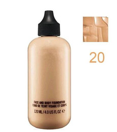 Wholesale Firm Face Cream - Body And Face Foundation Liquid Makeup Dark Skin Moisturizer Make Up Cream Cosmetics Base