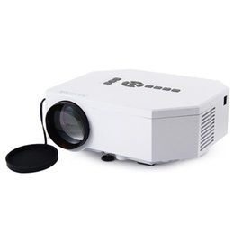 Wholesale Multimedia Designs - Wholesale-Hot Sale Original Design High Quality UC30 Portable 150 Lux 640 x 480 Multimedia Projector with USB SD VGA HDMI AV