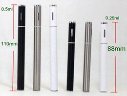 Wholesale Ecigarette Oils - NEW Disposable ecigarette vaporizer o pen vape BBTank t1 oil vape vaporizer thick oil cartridge pen BB Tank