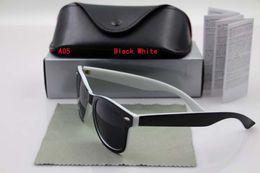 Wholesale Sun Glass Girl - NEW 54MM Excellent Quality Fashion Designer Sunglasses Semi Rimless Sun Glasses For Mens Womens Eyewear sunglasses come with box M6254