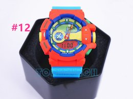 Wholesale Work 16 - 2016 top quality AAA relogio G400 with box no mannual men's sports watches #11-#16 colorschronograph all pointers work 3ATM water resistant