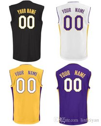 Wholesale Cheap Custom Team Jerseys - Cheap New Custom Basketball jersey Any team Size: S - 4XL Free shipping