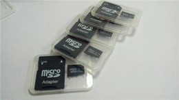 Wholesale Real 64gb Microsd Card - 100PCS moq No brand new arrival 100% Real 2GB 4GB 8GB 16GB 32GB 64GB Micro SD card TF MicroSD Memory Card for Smartphone