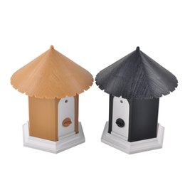 Wholesale Anti Bark Outdoor - Pet Dog Anti Barking House Bark Stop Deter Outdoor Ultrasonic Nuisance Control Anti Barking Control Device Products Dog Supplies Trainings