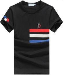 Wholesale France T Shirt - Brand Summer France Leisure T-shirts Cotton Men Sweat Breathable Casual Tree Snow Tees Short Sleeve Fashion Hip Hop TShirt