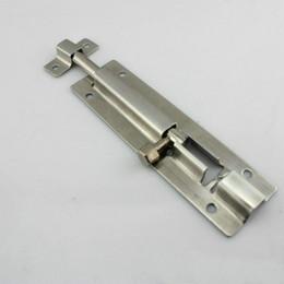 Wholesale Bolt Doors - Wholesale- 2Inch=50MM(30MM Width, 7MM Rod Dia) Stainless Steel 304 Security Flush Door Bolt, Door Drop Bolt, Door Latch, Sliding Lock Type