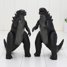 Wholesale New Articles - New Godzilla PVC figurine Toys Furnishing Articles Toys PVC Toys Figure 18 cm Height Gifts For Children Free Shipping