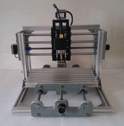 Wholesale Pcb Cnc Router - DIY CNC Engraving Machine CNC 2417 GRBL control 3axis Pcb Pvc Milling Machine,Metal CNC Router,cnc2417