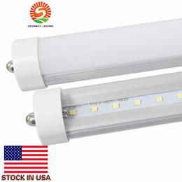 Wholesale Single Led Price - Cree LED tubes light T8 6ft 34W 3800LM Single pin LED Tube Light FA8 LED fluorescent bulbs SMD2835 AC85-265V real price 25PCS lot
